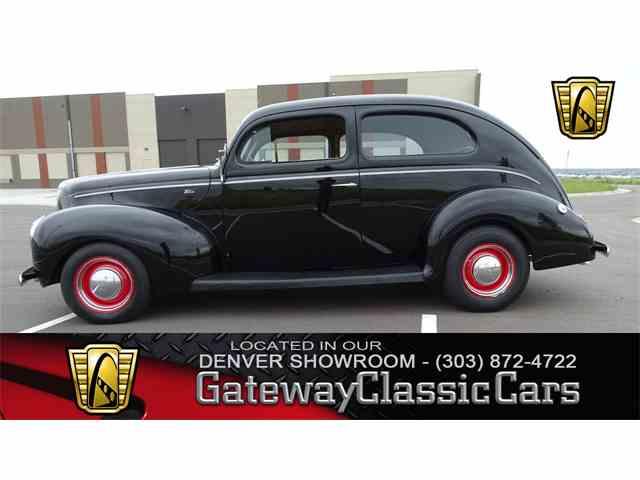 1940 Ford Tudor | 1010539
