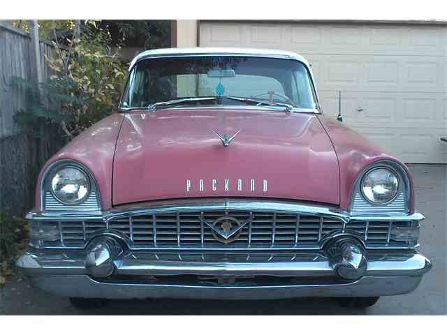 Picture of Classic 1955 Packard 400 located in UTAH - $10,000.00 Offered by a Private Seller - LRHG