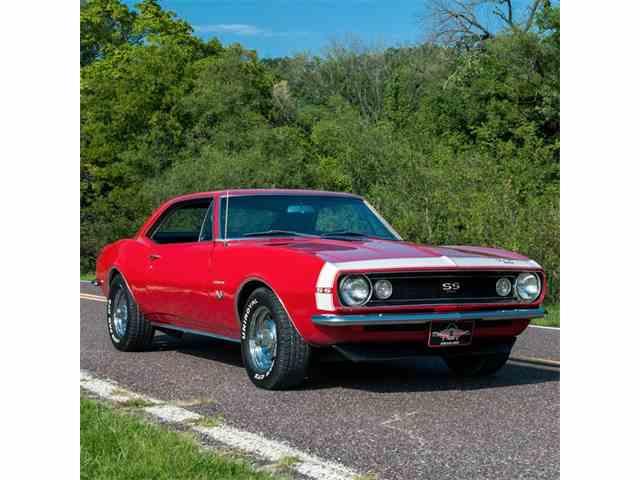 1967 Chevrolet Camaro SS | 1015398