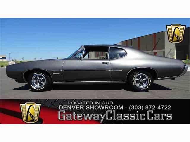 1968 Pontiac GTO | 1010541
