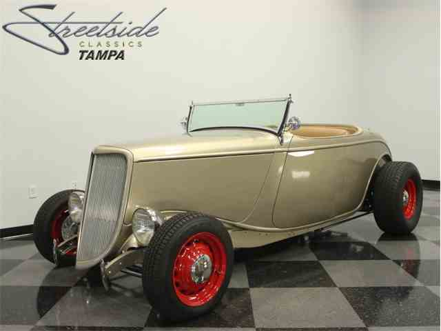 1934 Ford Roadster | 1015419