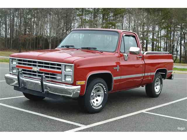 Picture of 1987 Chevrolet Silverado located in ALABAMA - LNQM