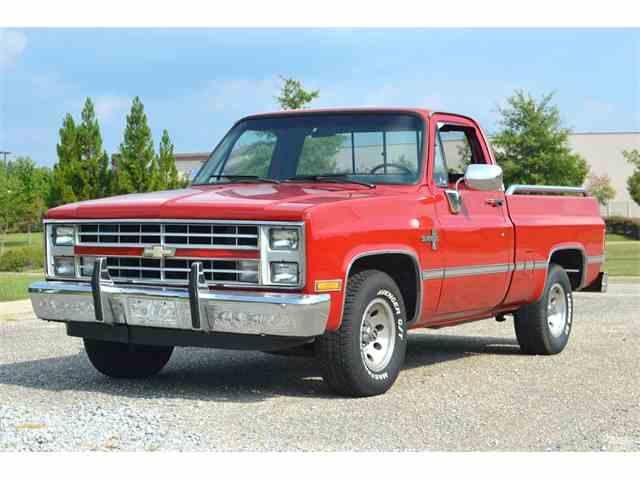 1987 Chevrolet Silverado | 1010542