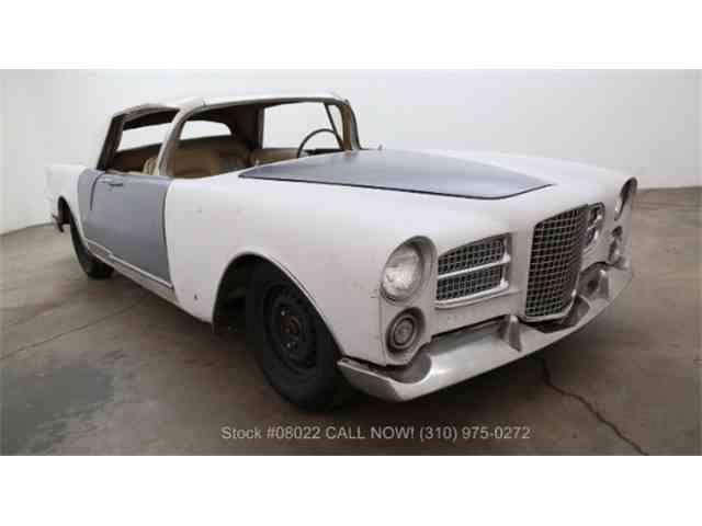 1958 Facel Vega Excellence | 1015420