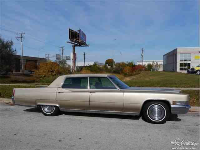 1970 Cadillac Fleetwood Brougham | 1015423