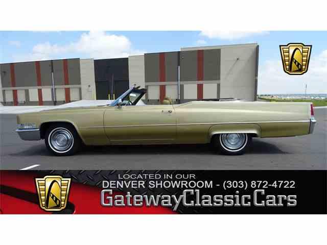 1969 Cadillac DeVille | 1010543