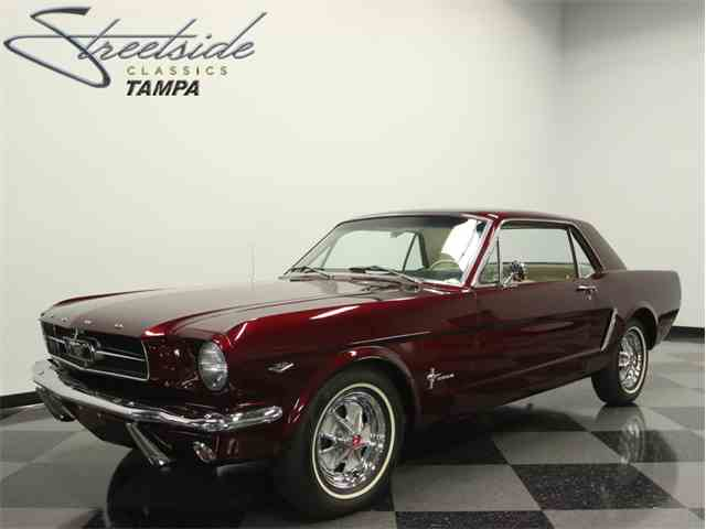 1965 Ford Mustang | 1015443