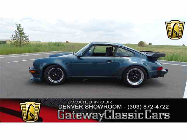 1979 Porsche European Specification 930 | 1010545