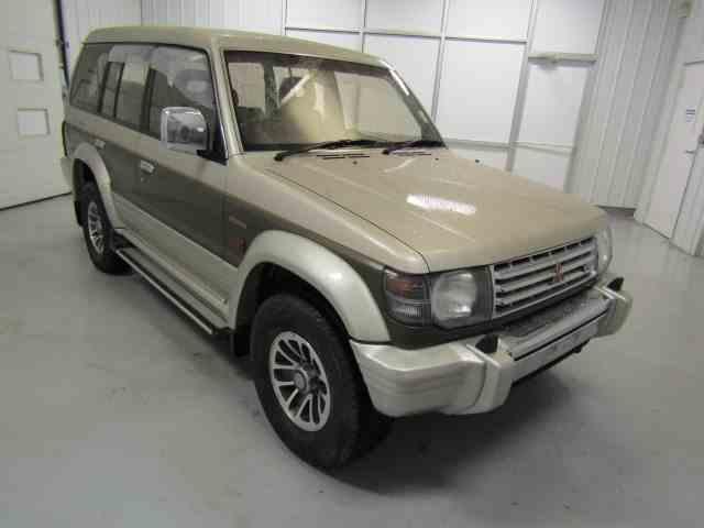 1992 Mitsubishi Pajero | 1015452