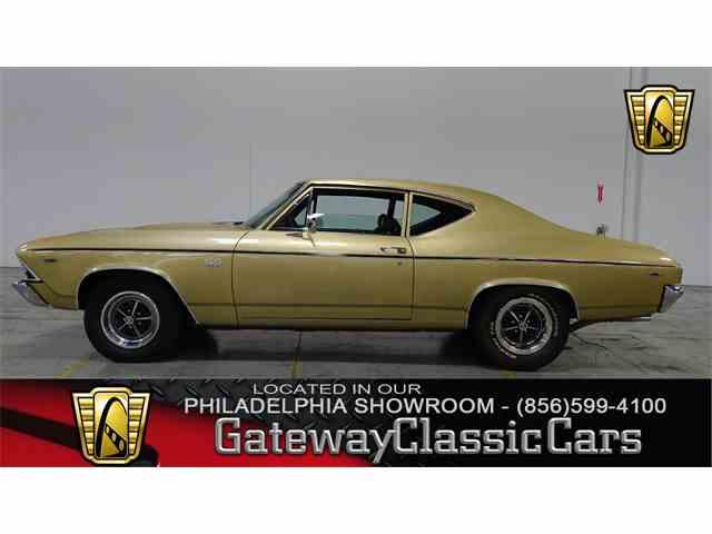 1969 Chevrolet Chevelle | 1015454