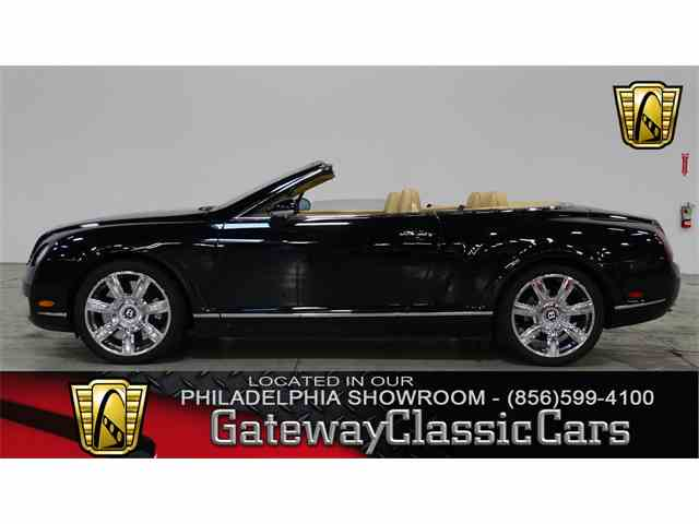 2007 Bentley Continental | 1015455