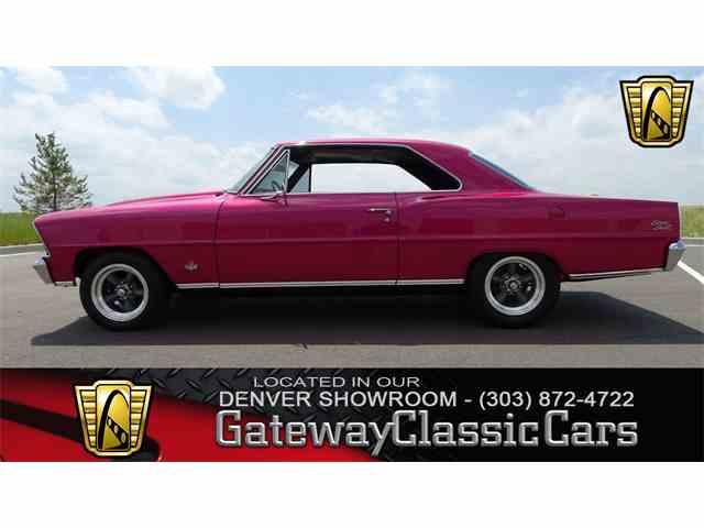 1967 Chevrolet Nova | 1010546