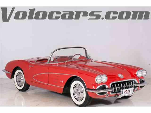 1959 Chevrolet Corvette | 1015470