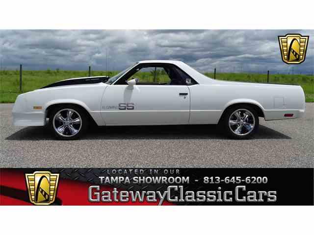 1984 Chevrolet El Camino | 1015473