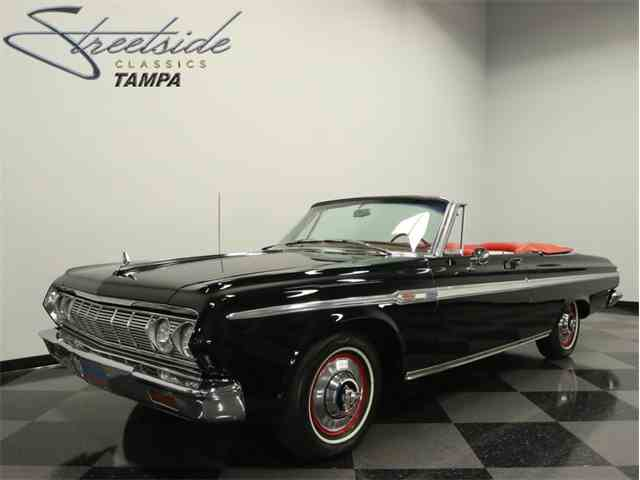 1964 Plymouth Sport Fury Convertible | 1015476