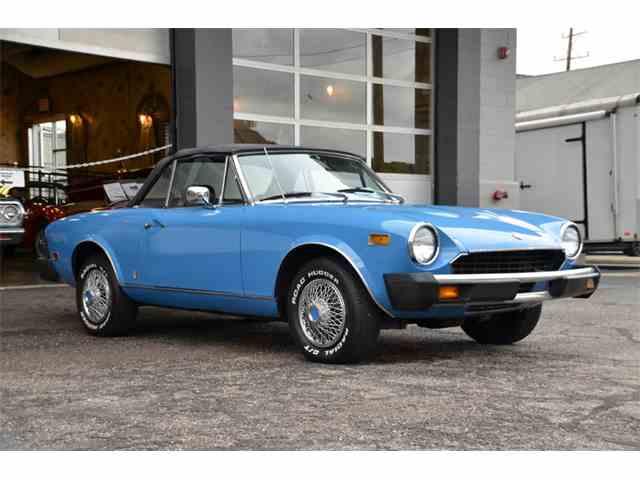 1977 Fiat 124 | 1015491