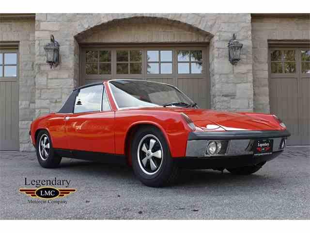 1970 Porsche 914/6 | 1015496