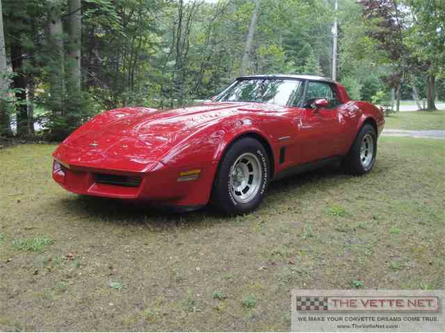 1982 Chevrolet Corvette | 1015505