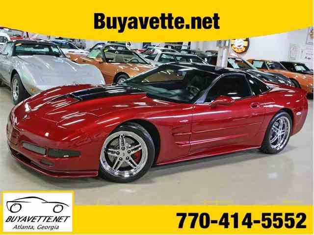2001 Chevrolet Corvette | 1015514