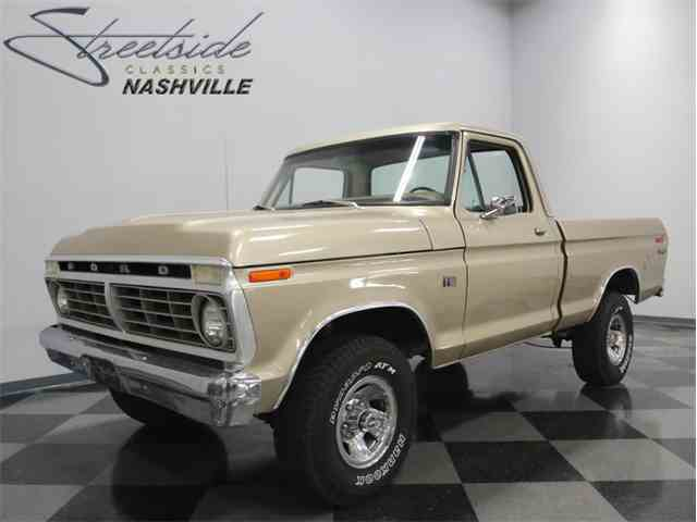 1975 Ford F100 | 1015523