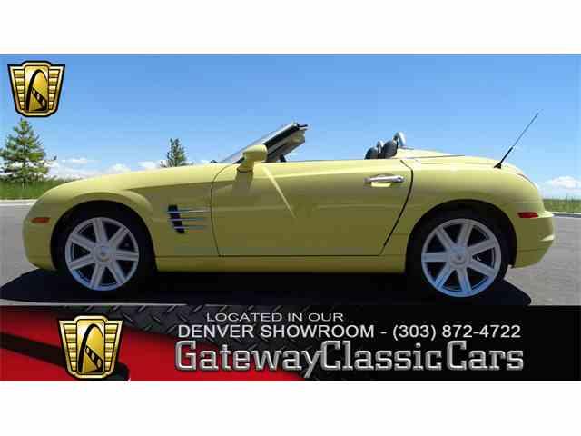 2007 Chrysler Crossfire | 1010553