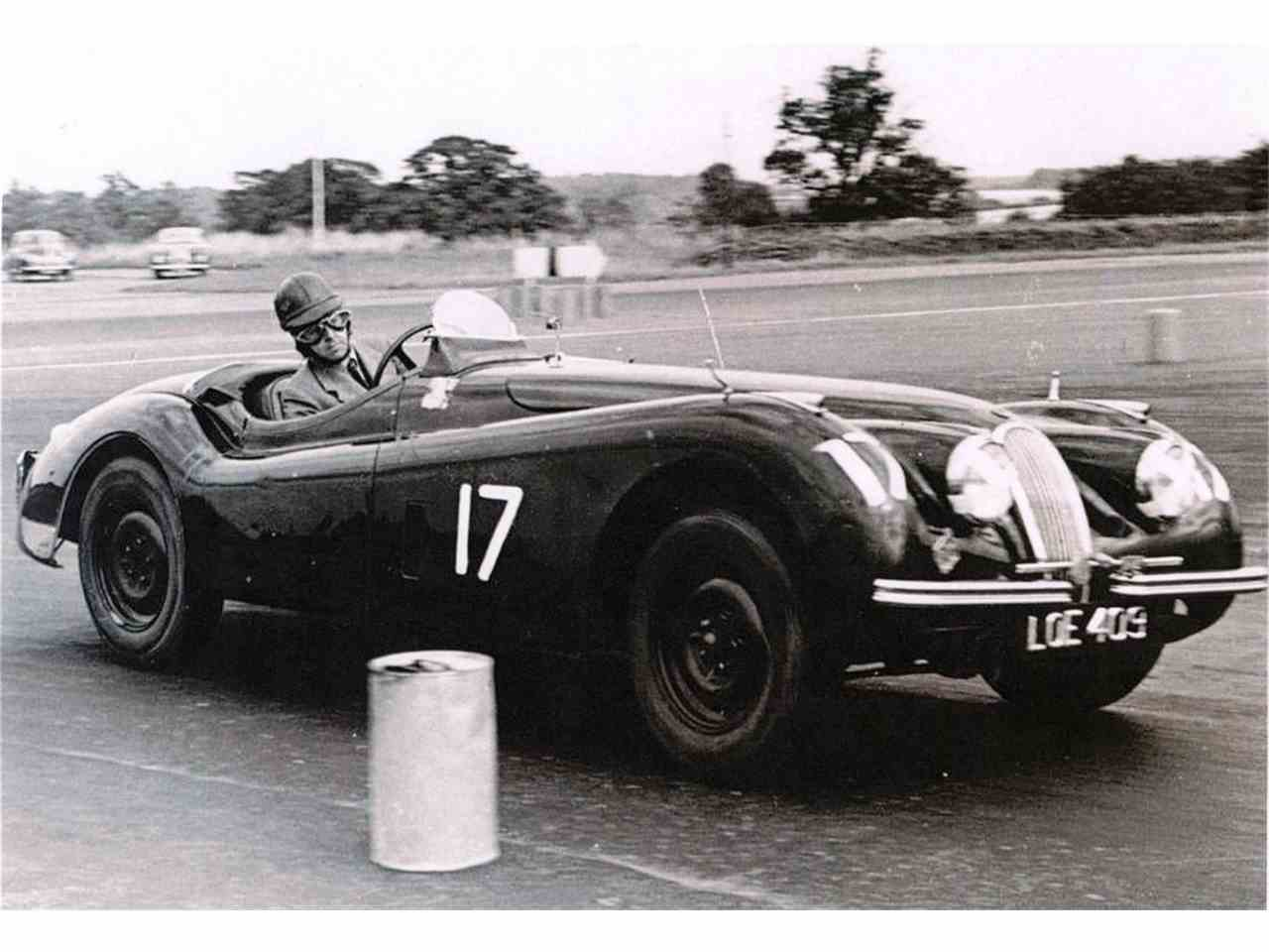 Large Picture of '51 XK120 - LRLY