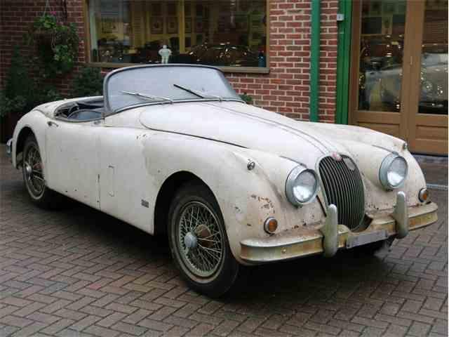 1958 Jaguar XK150 | 1015560