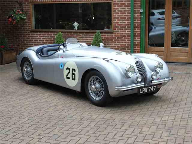 1951 Jaguar XK120 | 1015566