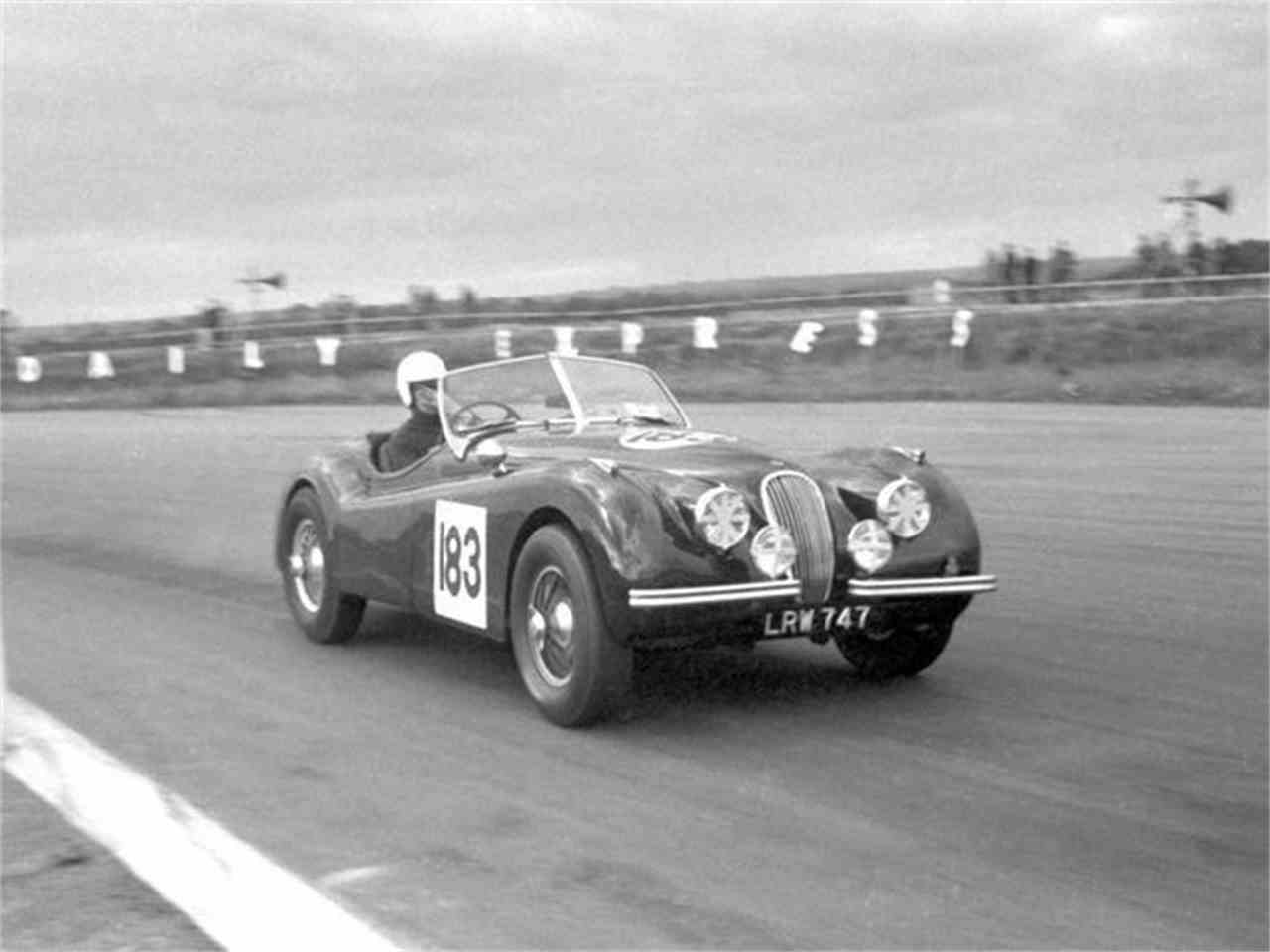 Large Picture of '51 XK120 - LRM6