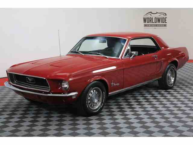 1968 Ford Mustang | 1015567