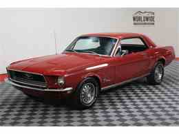 Picture of 1968 Ford Mustang - LRM7