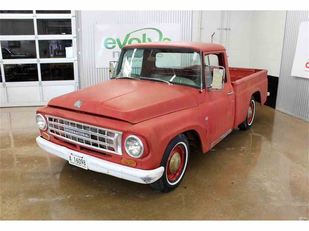 Large Picture of '63 C1000 - LRMB