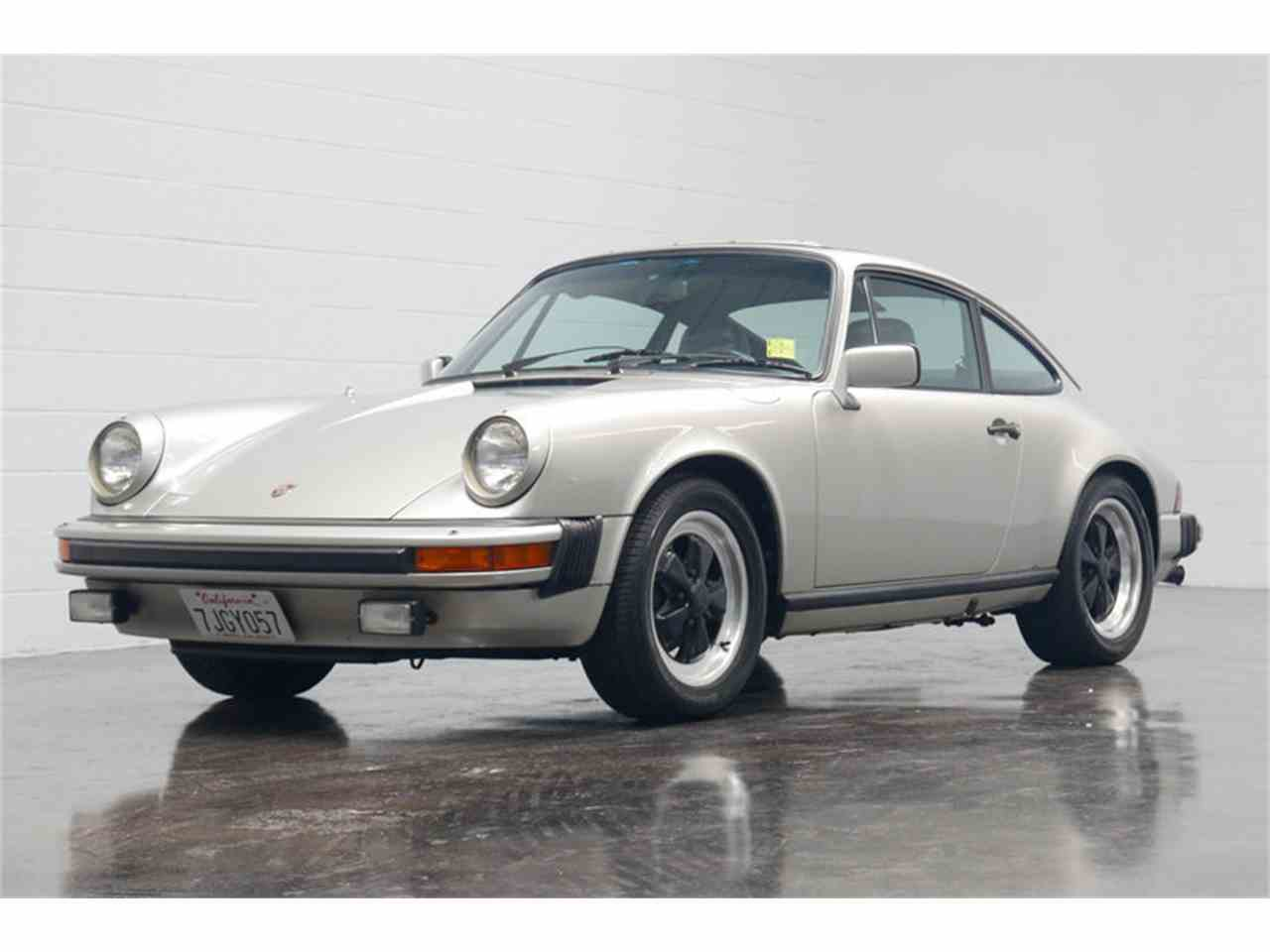 Large Picture of 1982 911SC located in California Offered by European Collectibles - LRMF