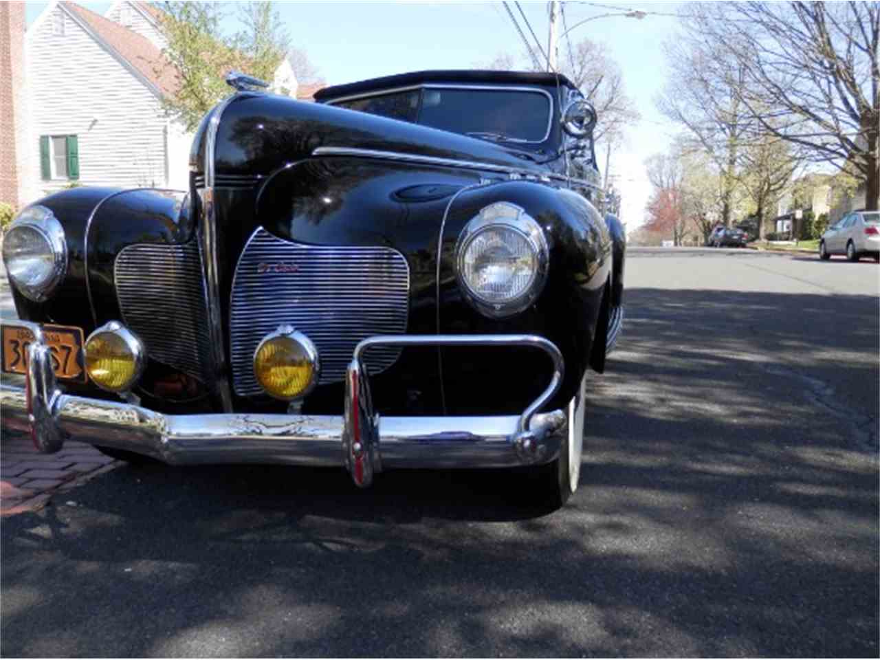 Large Picture of '40 Convertible - LRMJ