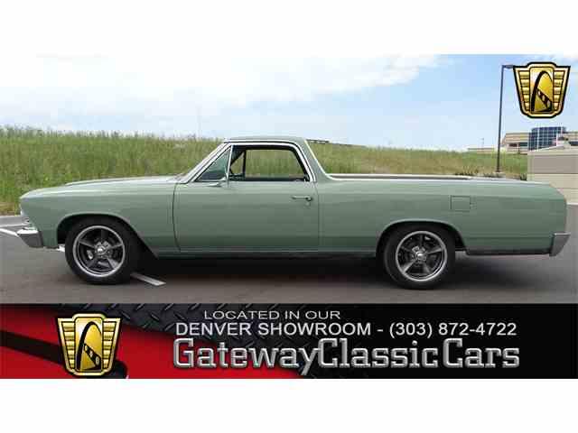 1966 Chevrolet El Camino | 1010558