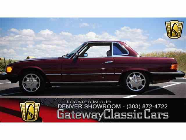 1985 Mercedes-Benz 380SL | 1010559