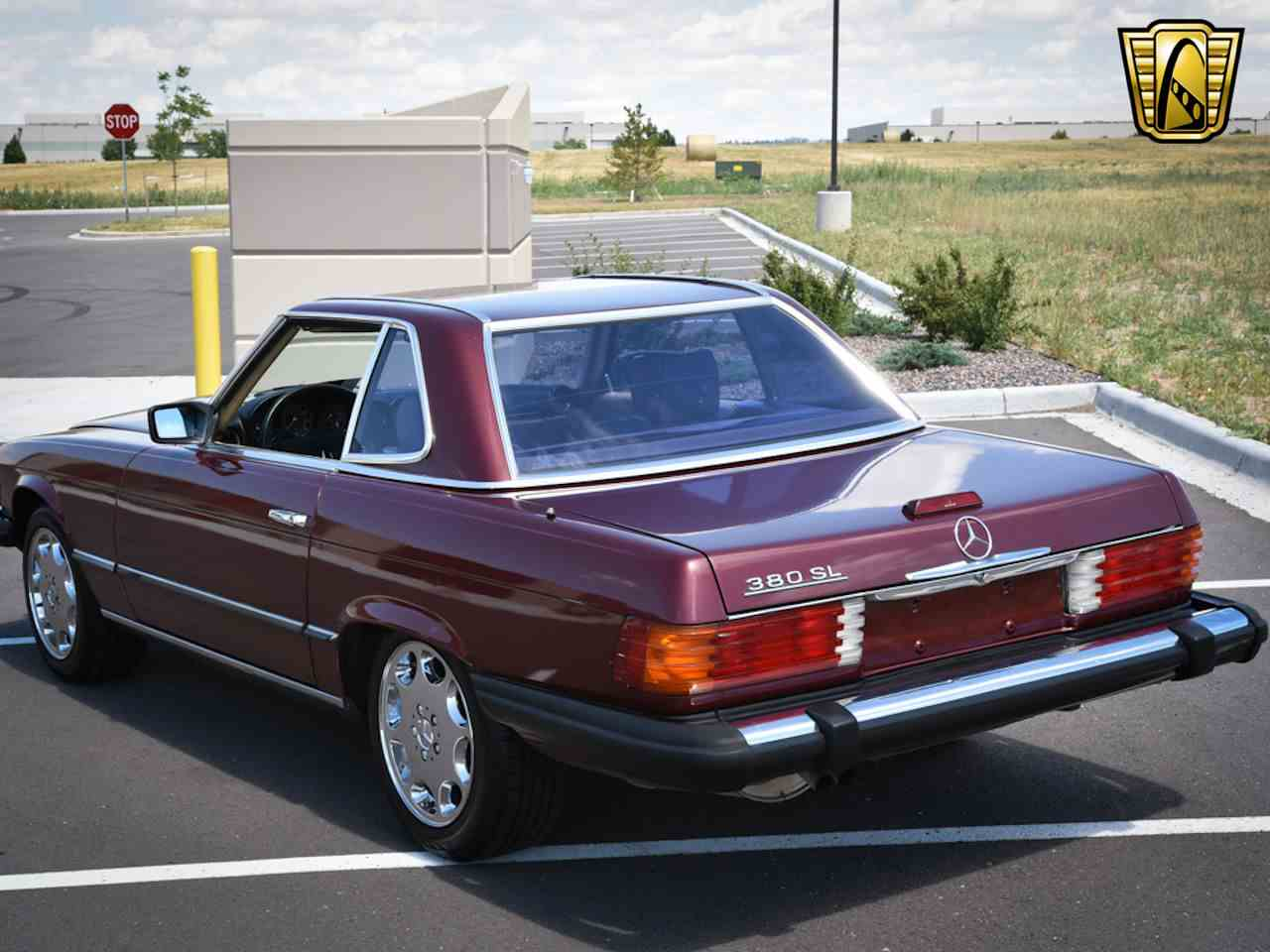 1985 mercedes benz 380sl for sale cc for Mercedes benz of naperville il