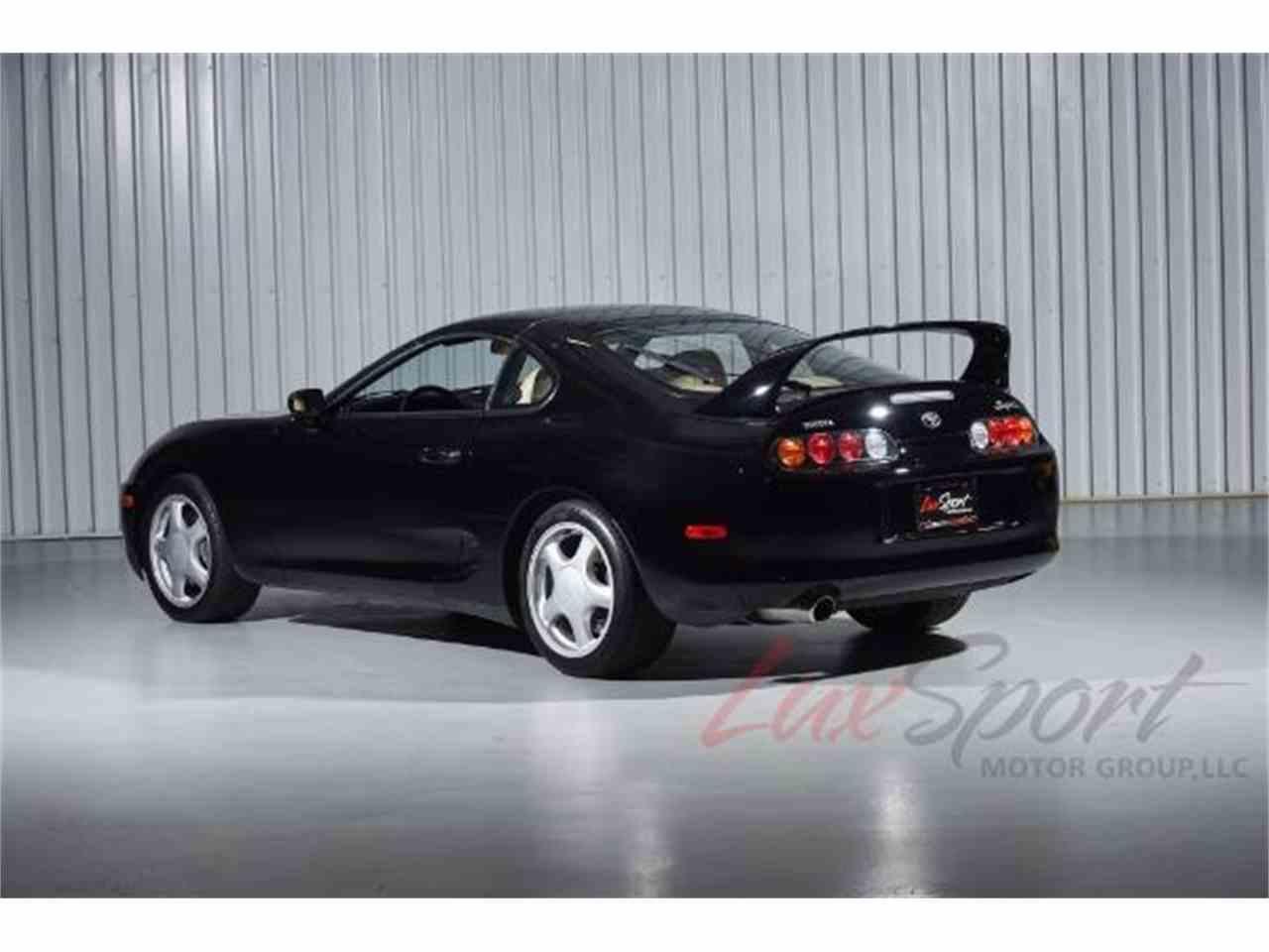 1994 Toyota Supra for Sale | ClassicCars.com | CC-1015593
