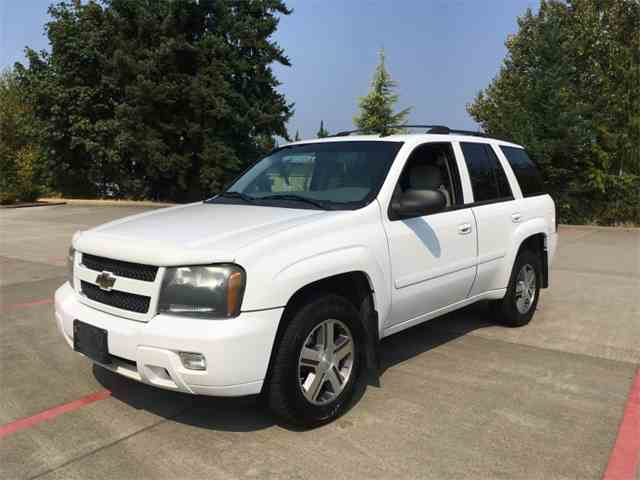2007 Chevrolet Trailblazer | 1015610