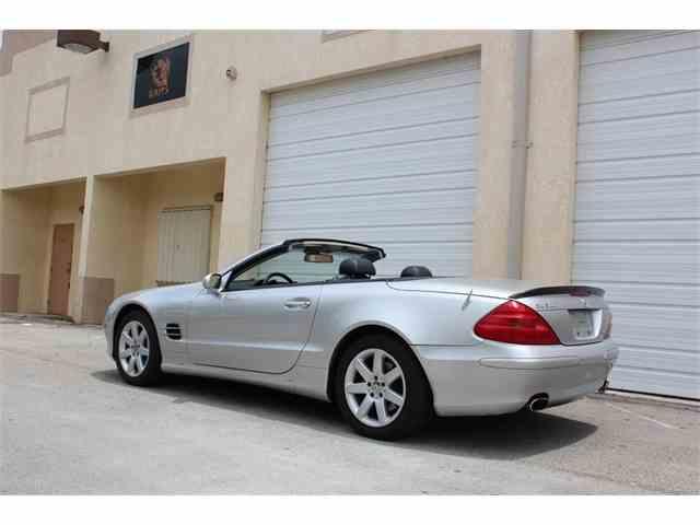 2003 Mercedes-Benz SL500 | 1015613