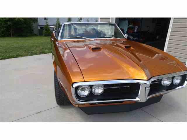 1968 Pontiac Firebird 400 Convertible Restomod | 1015615