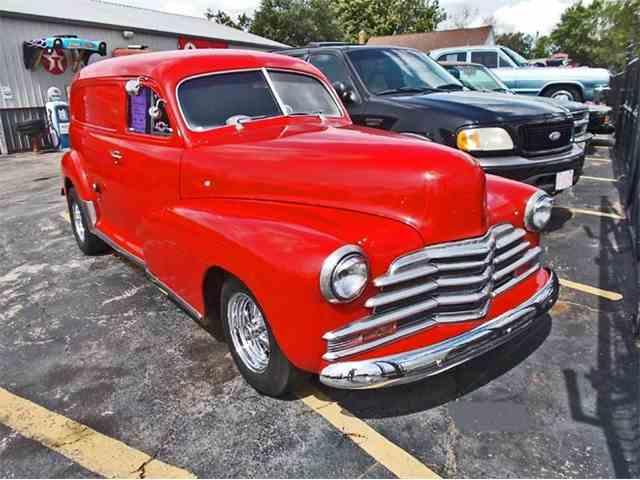1948 Chevrolet Sedan Delivery | 1015619