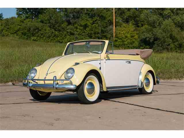 1962 Volkswagen Beetle   1015626