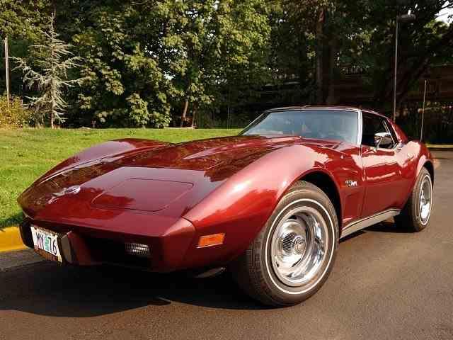 1976 Chevrolet Corvette | 1015627