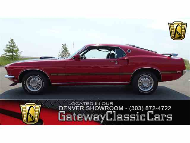 1969 Ford Mustang | 1010563