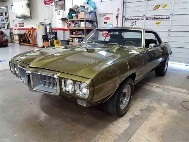1969 Pontiac Firebird | 1015632