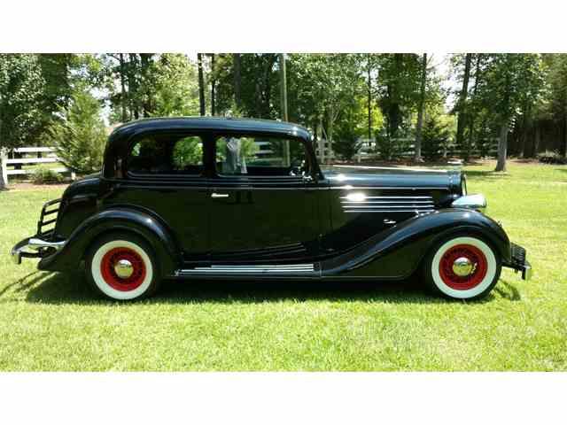 1935 BUICK VICTORIA | 1015633