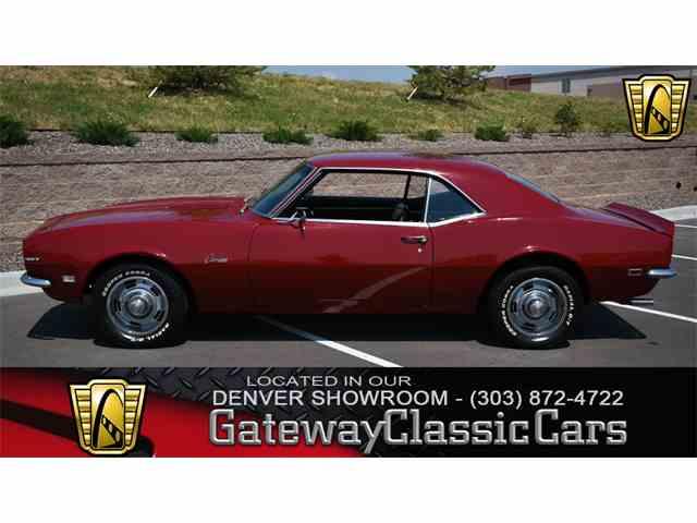 1968 Chevrolet Camaro | 1010564