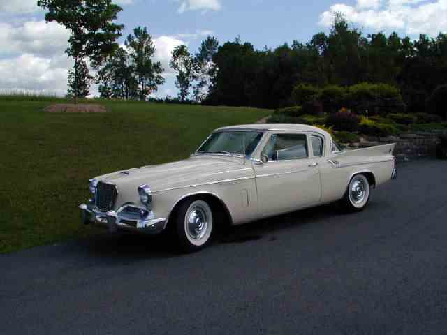 1960 Studebaker Hawk | 1015640