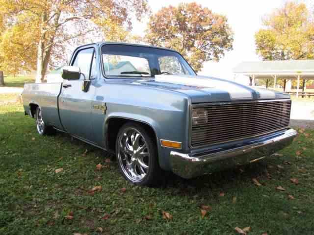 1985 Chevrolet C/K 10 | 1015641
